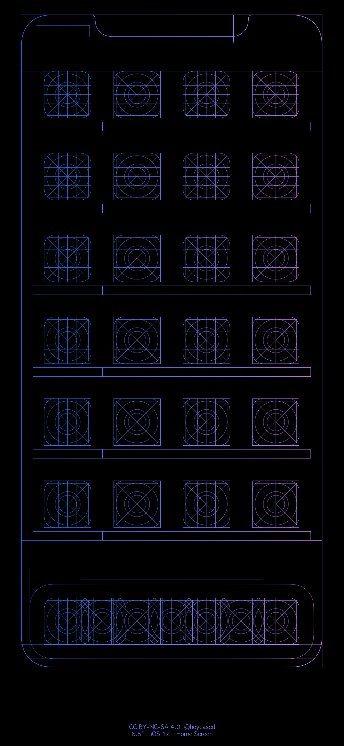 設計図の壁紙max Blueprint Max Mysterious Iphone Wallpaper